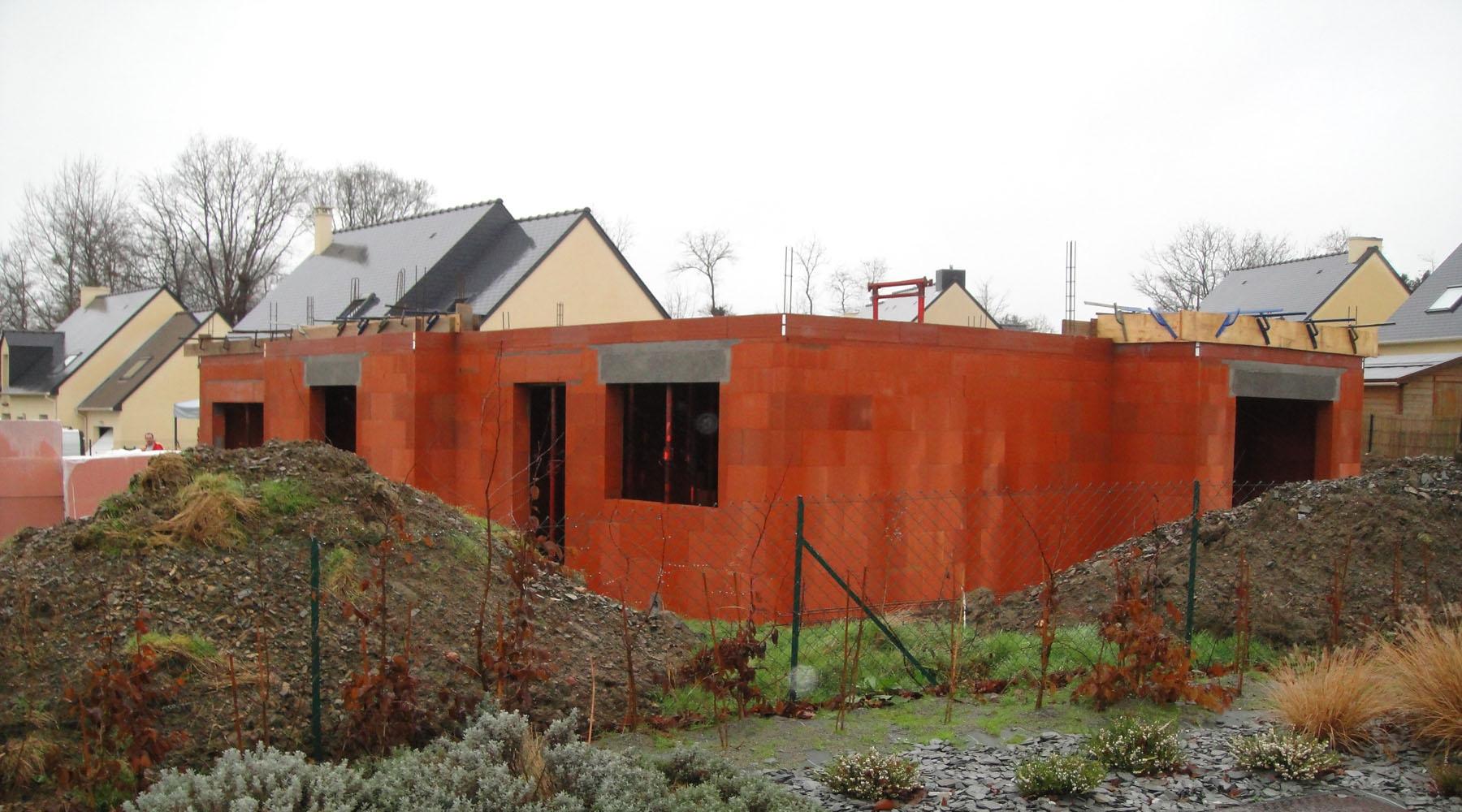 maison rt 2012 1 2 vue architecte lise roturier. Black Bedroom Furniture Sets. Home Design Ideas