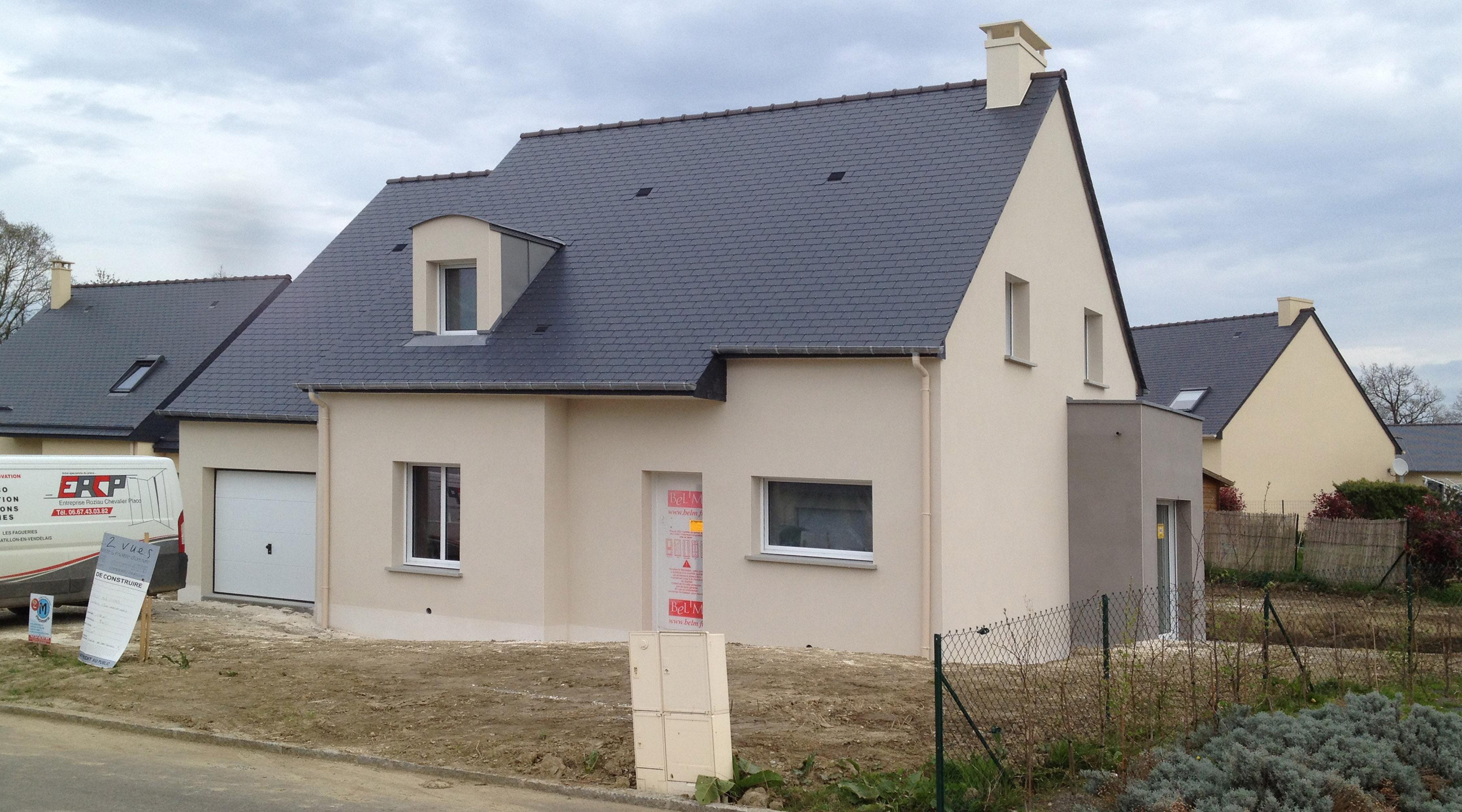 projet b g 1 2 vue architecte lise roturier rennes 35000. Black Bedroom Furniture Sets. Home Design Ideas