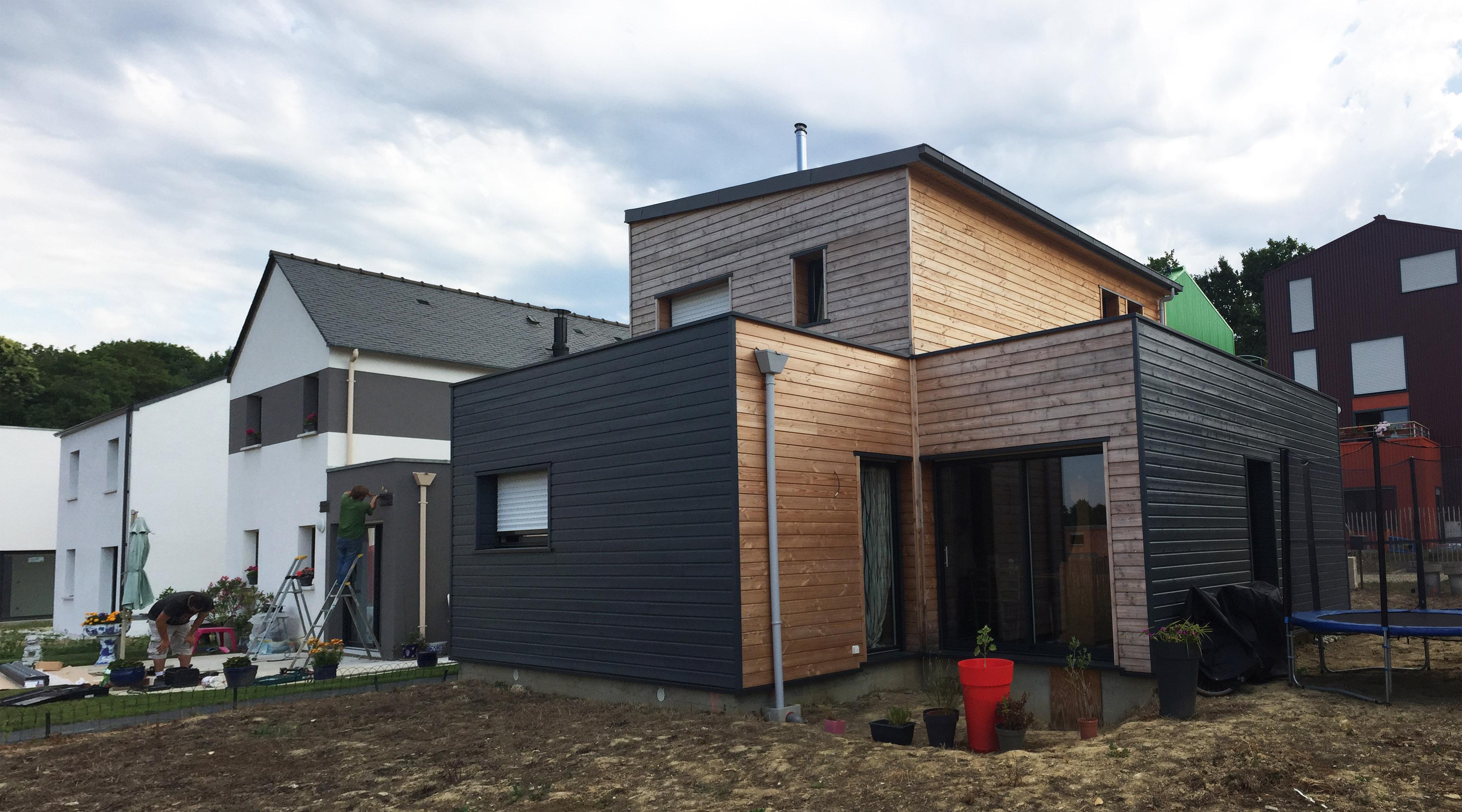 maison bois 35000 euros. Black Bedroom Furniture Sets. Home Design Ideas