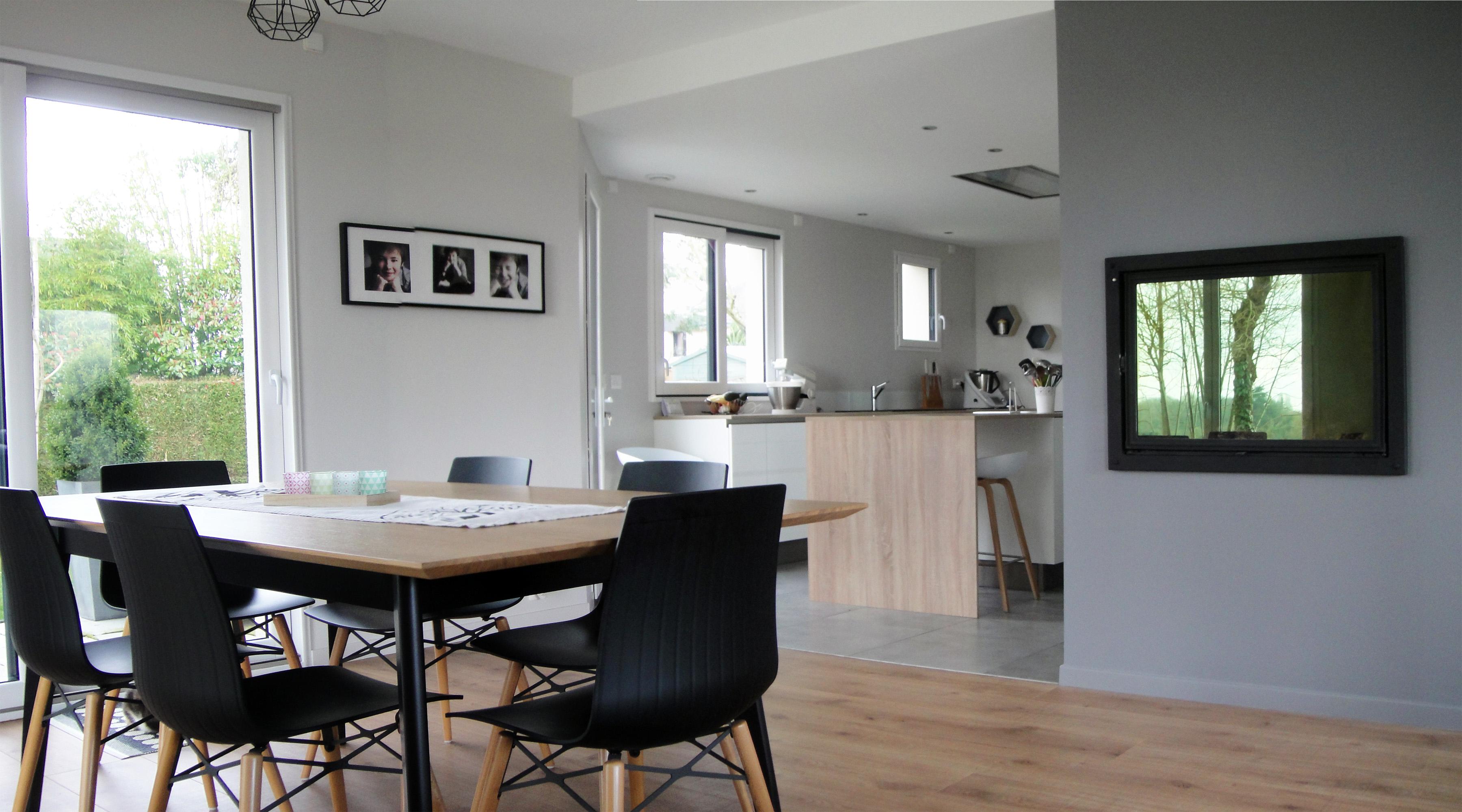 projet s s 1 2 vue architecte lise roturier rennes. Black Bedroom Furniture Sets. Home Design Ideas