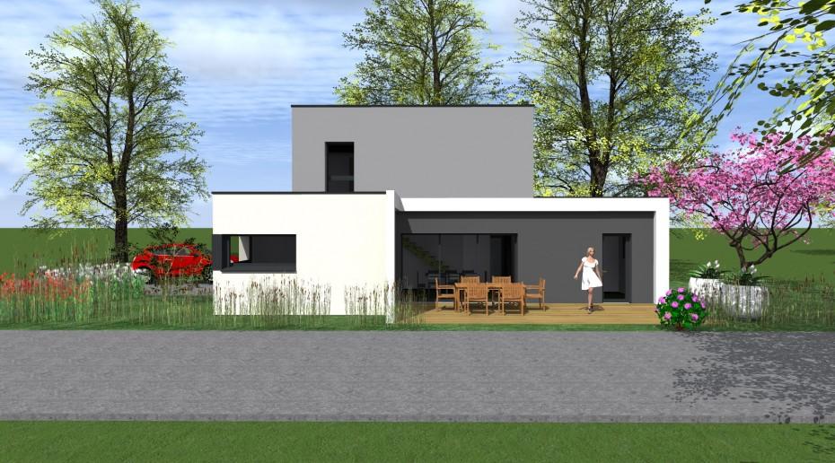 Projet LgM   Vue  Architecte  Lise Roturier  Rennes