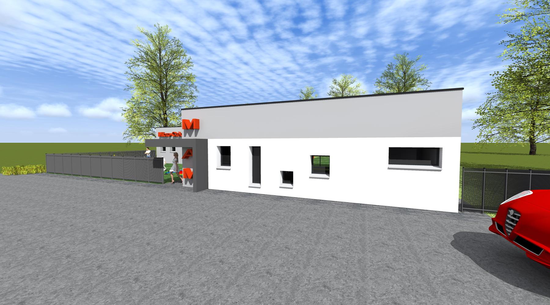 projet tcg 1 2 vue architecte lise roturier rennes 35000. Black Bedroom Furniture Sets. Home Design Ideas
