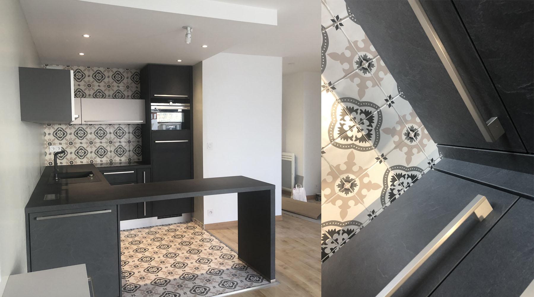Renovation Appartement 1 2 Vue Architecte Lise Roturier